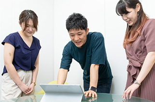 SUPPORT+iAが選ばれる3つの理由